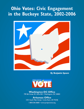 Ohio Votes: Civic Engagement in the Buckeye State, 2002-2006