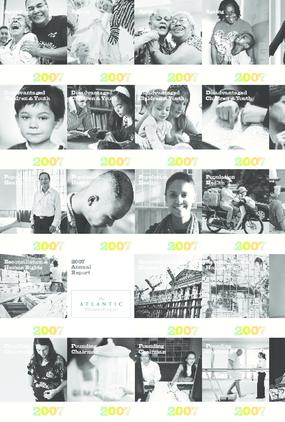 Atlantic Philanthropies - 2007 Annual Report