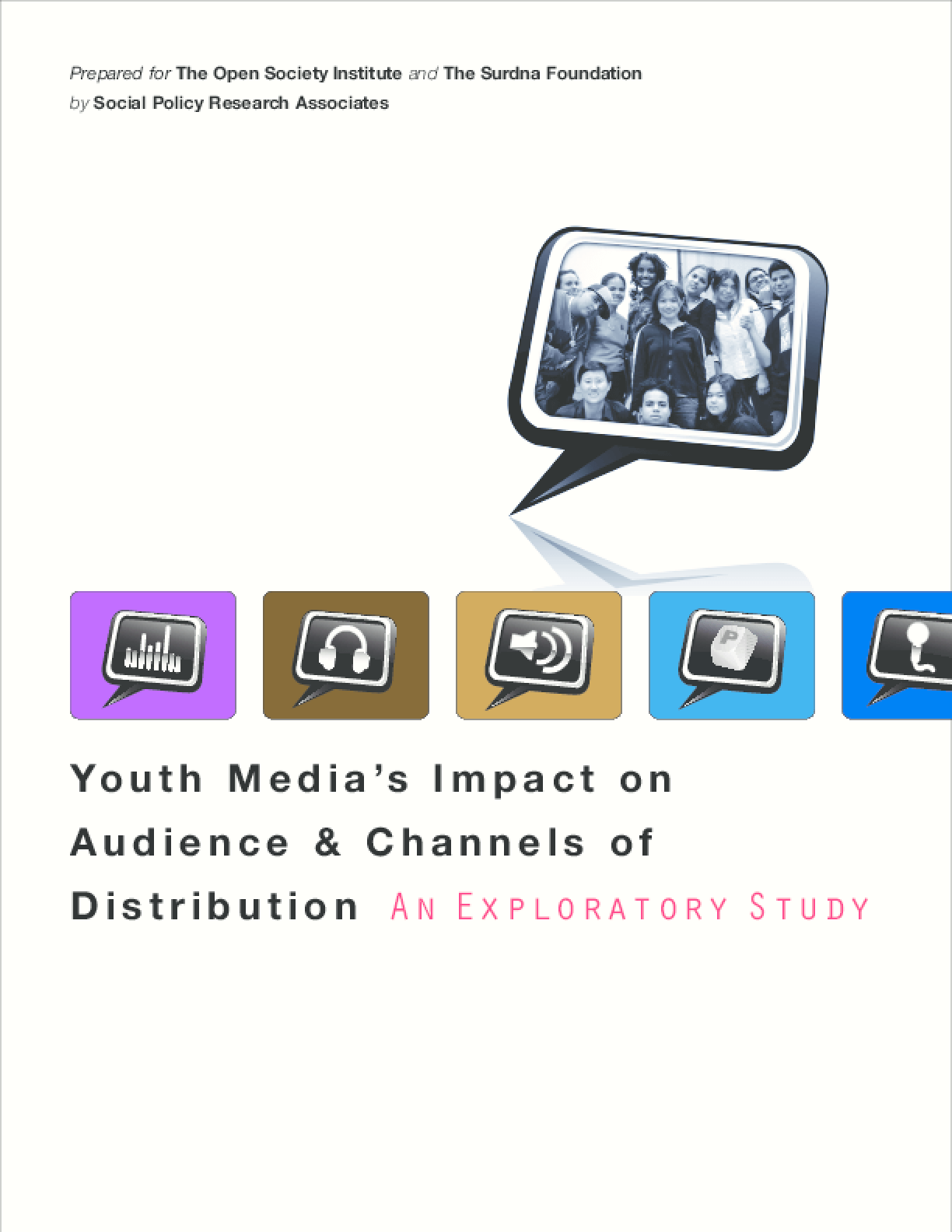 Youth Media's Impact on Audience and Channels of Distribution