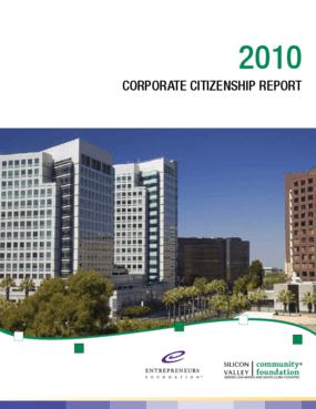 2010 Corporate Citizenship Report