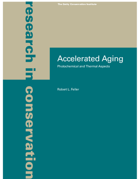 Accelerated Aging: Photochemical and Thermal Aspects