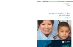 Allied Health Regional Workforce Analysis: San Diego Region