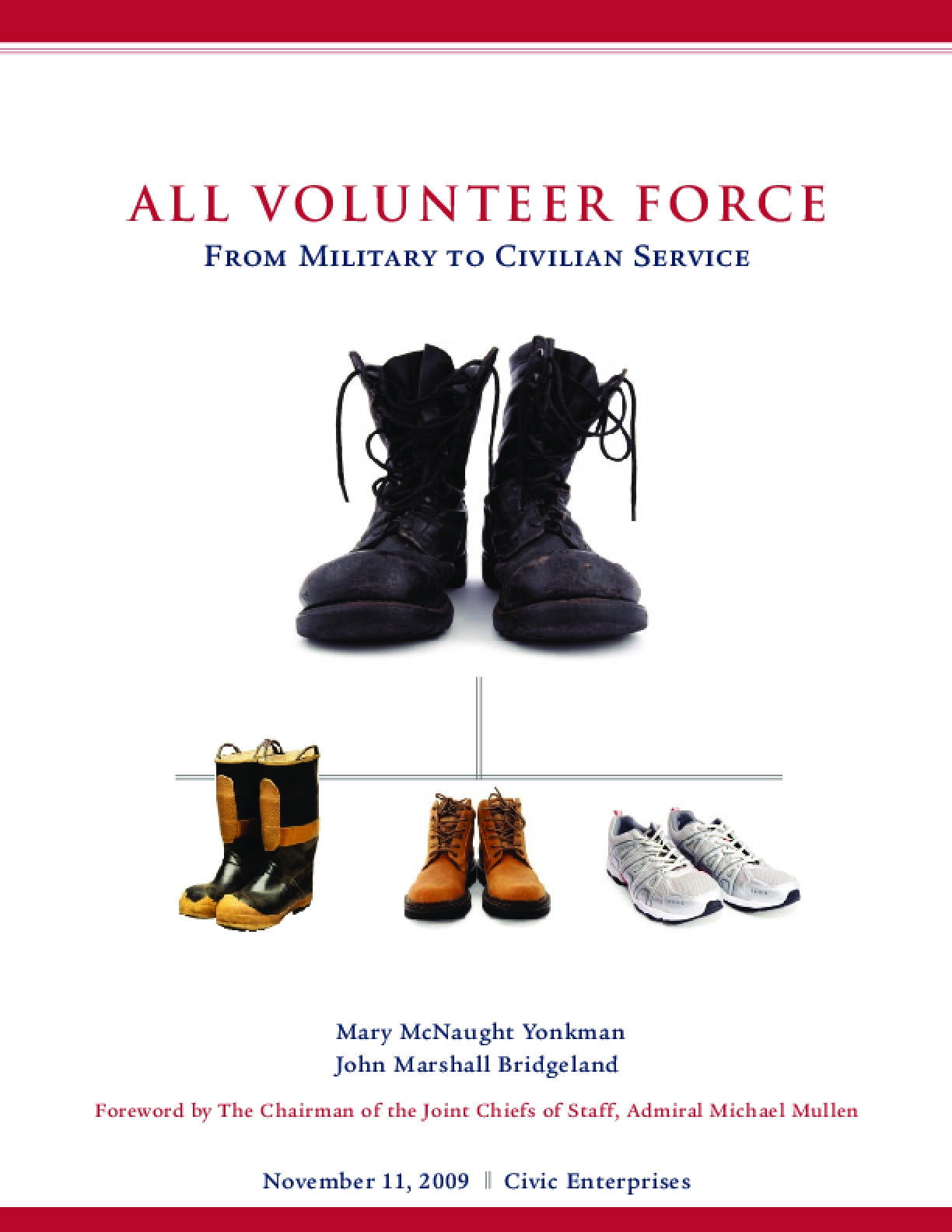All Volunteer Force: From Military to Civilian Service