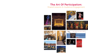 The Art of Participation: Shared Lessons in Audience Engagement
