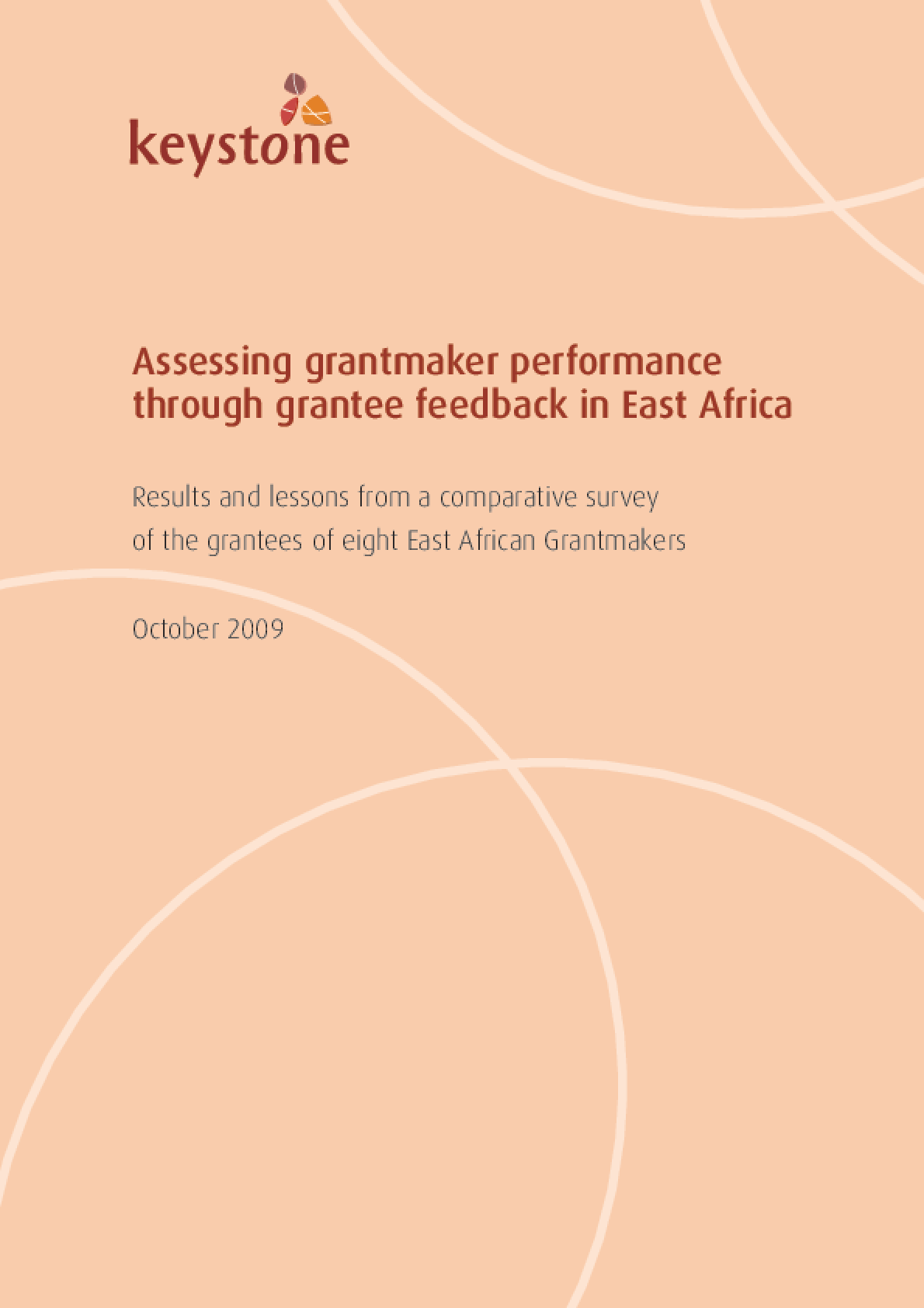 Assessing Grantmaker Performance Through Grantee Feedback in East Africa