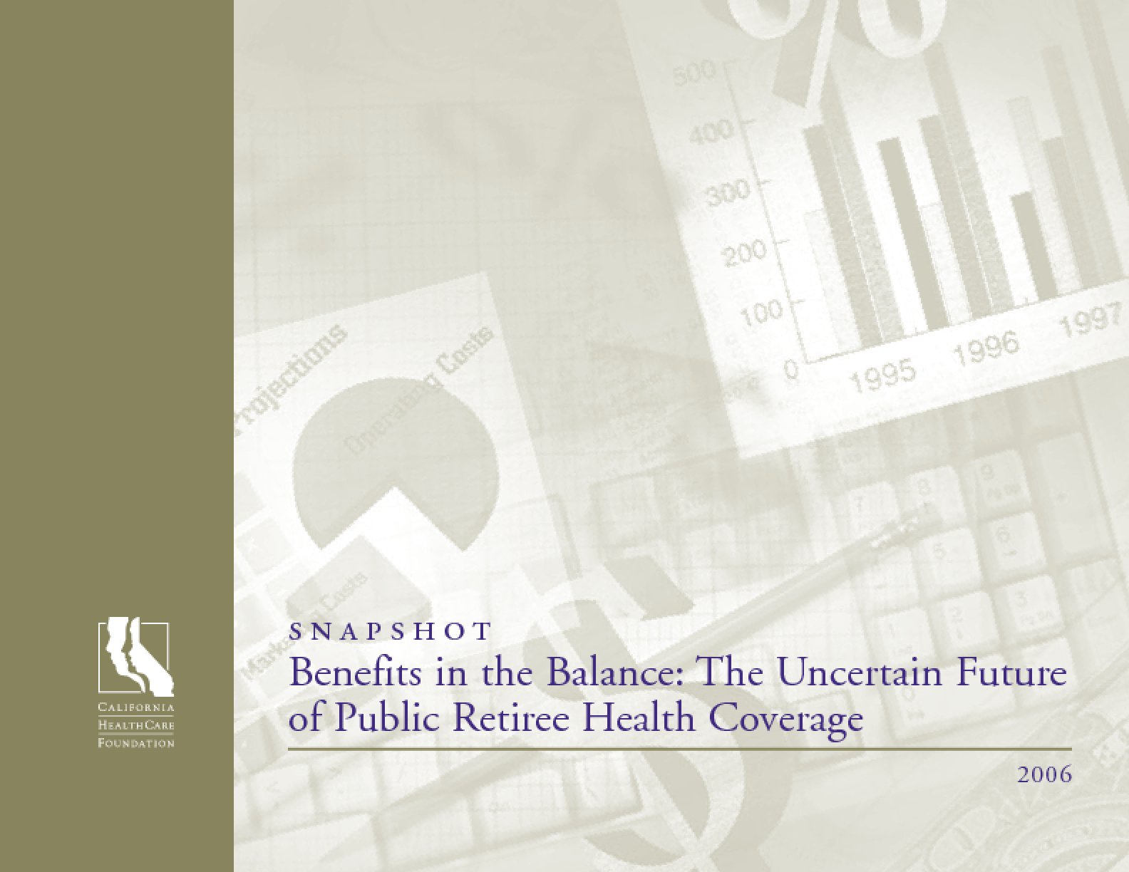 Benefits in the Balance: The Uncertain Future of Public Health Retiree Coverage