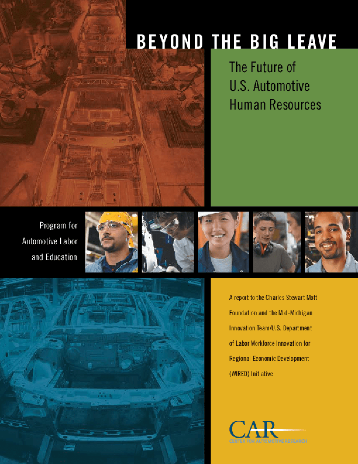 Beyond the Big Leave: The Future of U.S. Automotive Human Resources