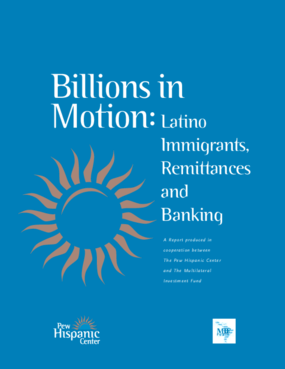 Billions in Motion: Latino Immigrants, Remittances and Banking