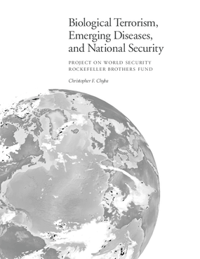 Biological Terrorism, Emerging Diseases, and National Security
