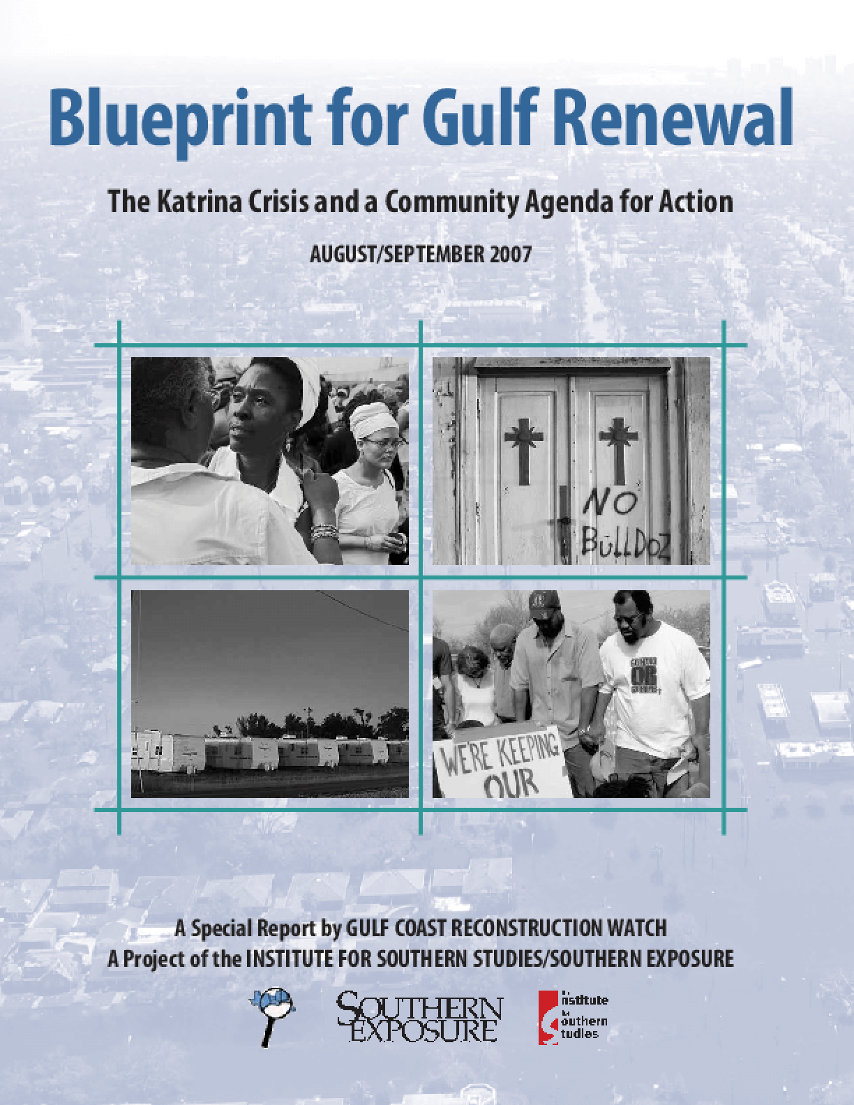 Blueprint for Gulf Renewal: The Katrina Crisis and a Community Agenda for Action