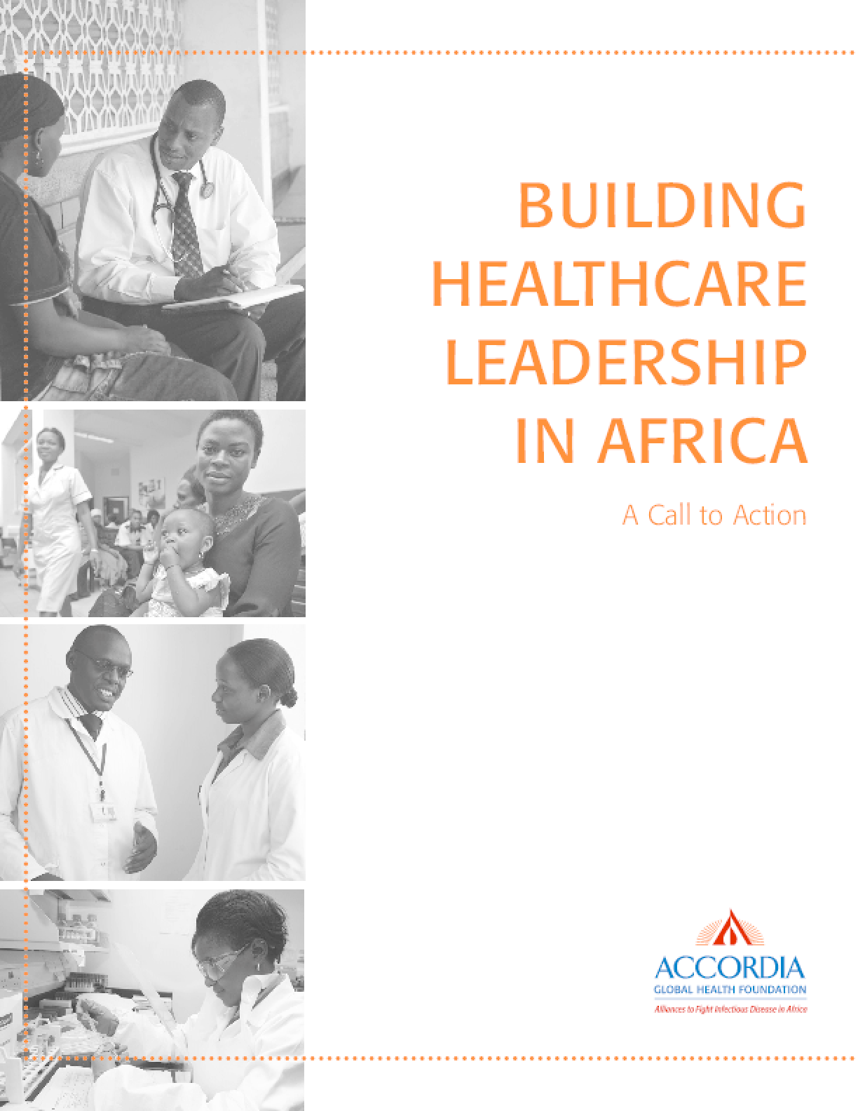 Building Healthcare Leadership in Africa: A Call to Action