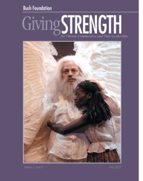 Bush Foundation - 2004 Annual Report