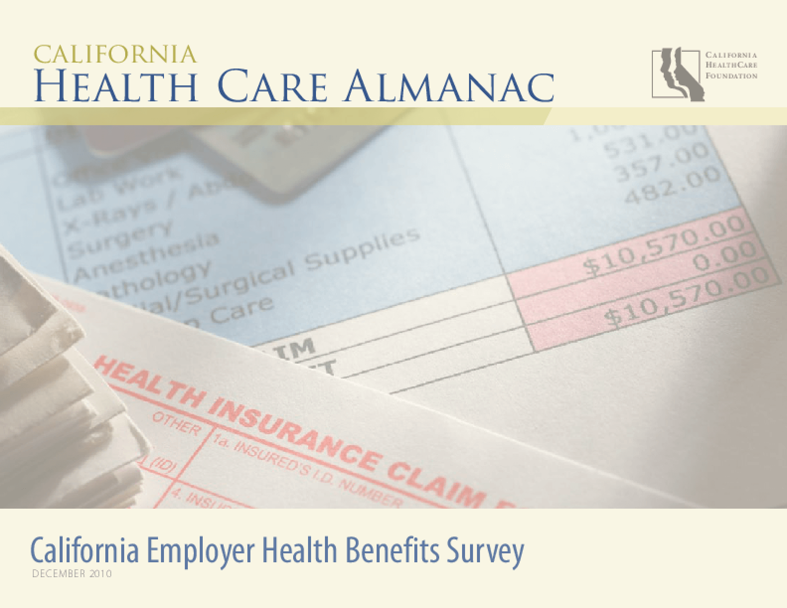 California Employer Health Benefits Survey
