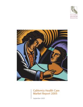California Health Care Market Report 2005