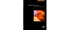 Charles Stewart Mott Foundation - 2002 Annual Report: Staying the Course