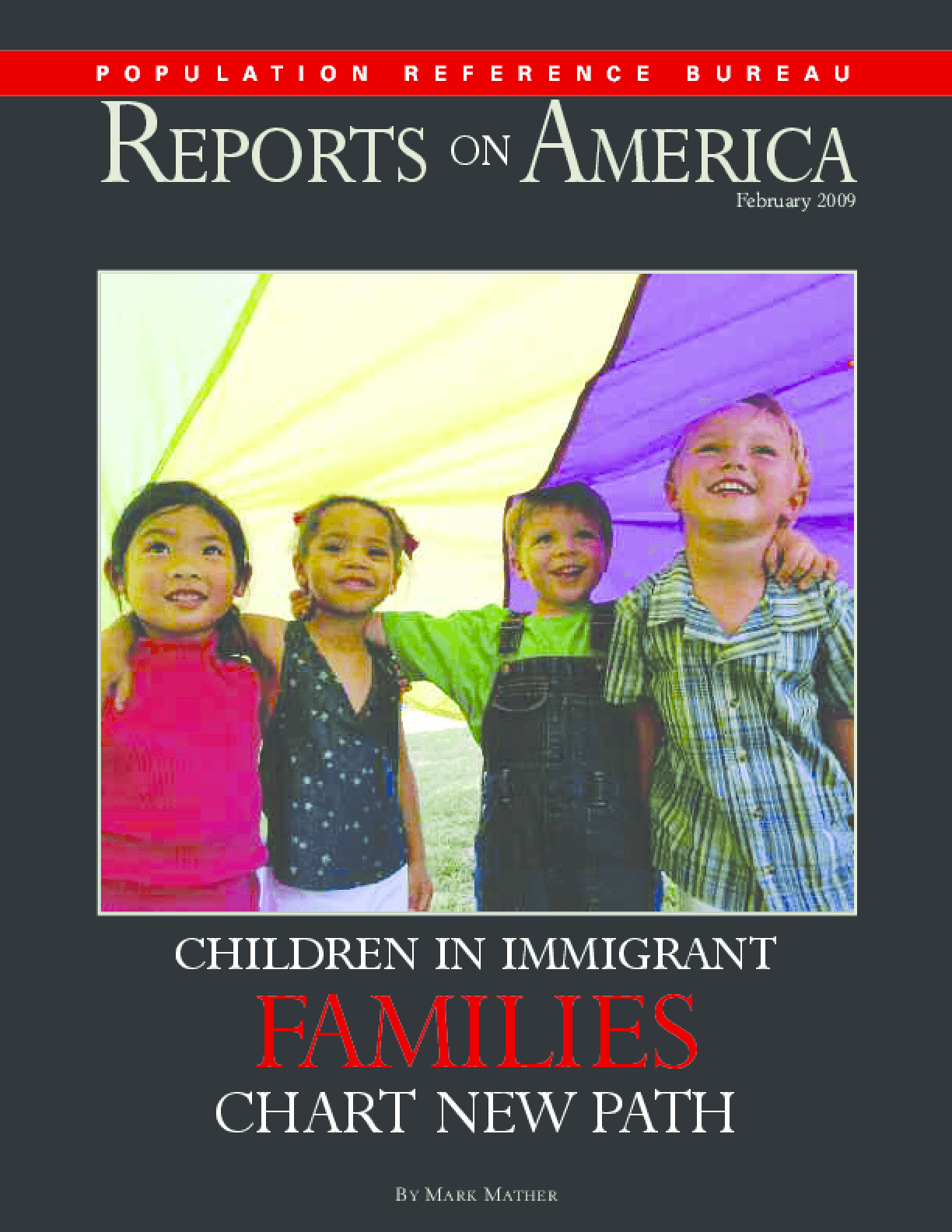 Children in Immigrant Families Chart New Path