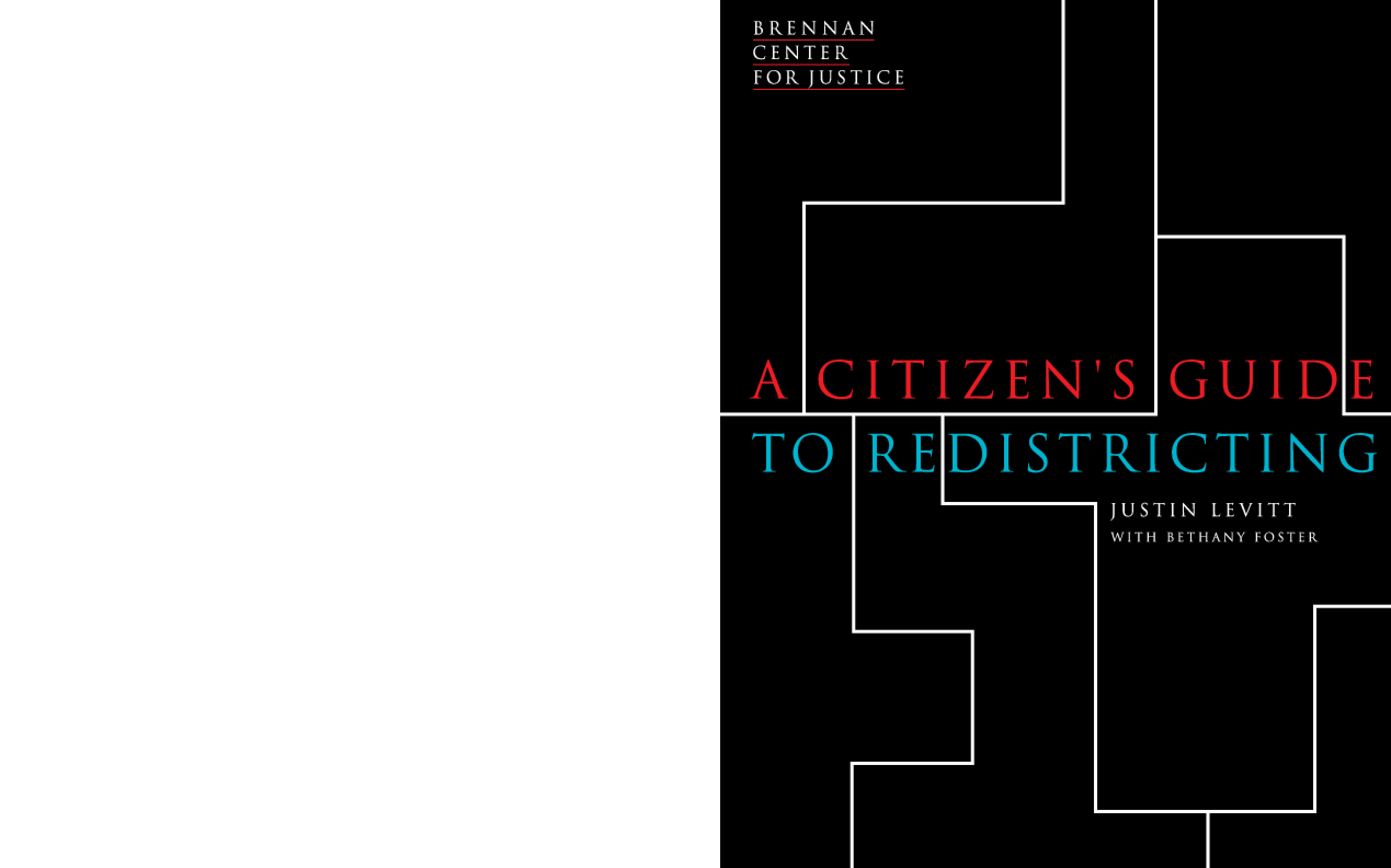 A Citizen's Guide to Redistricting