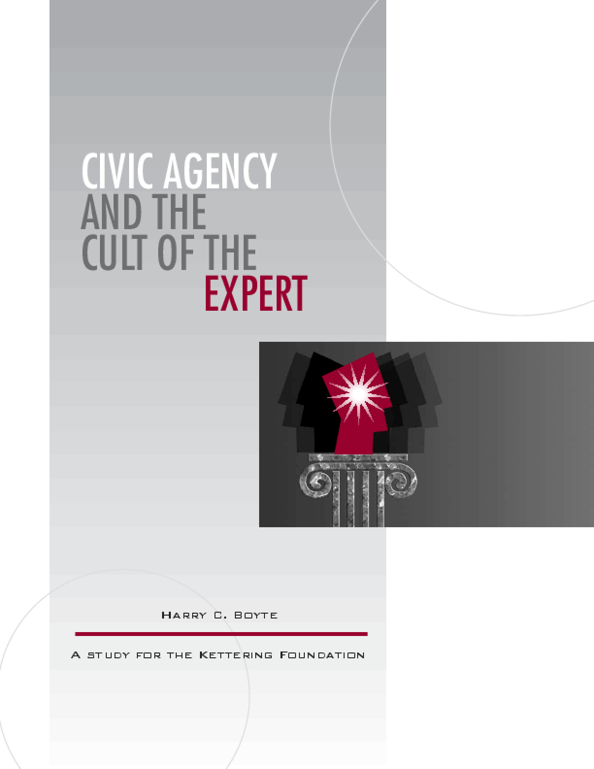 Civic Agency and the Cult of the Expert