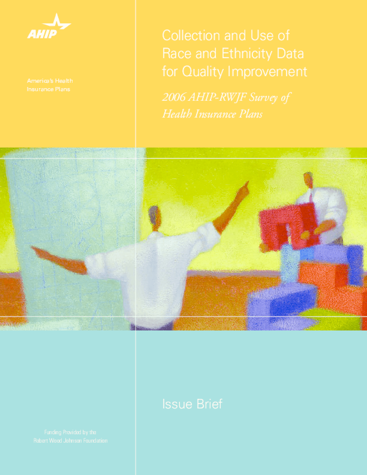 Collection and Use of Race and Ethnicity Data for Quality Improvement