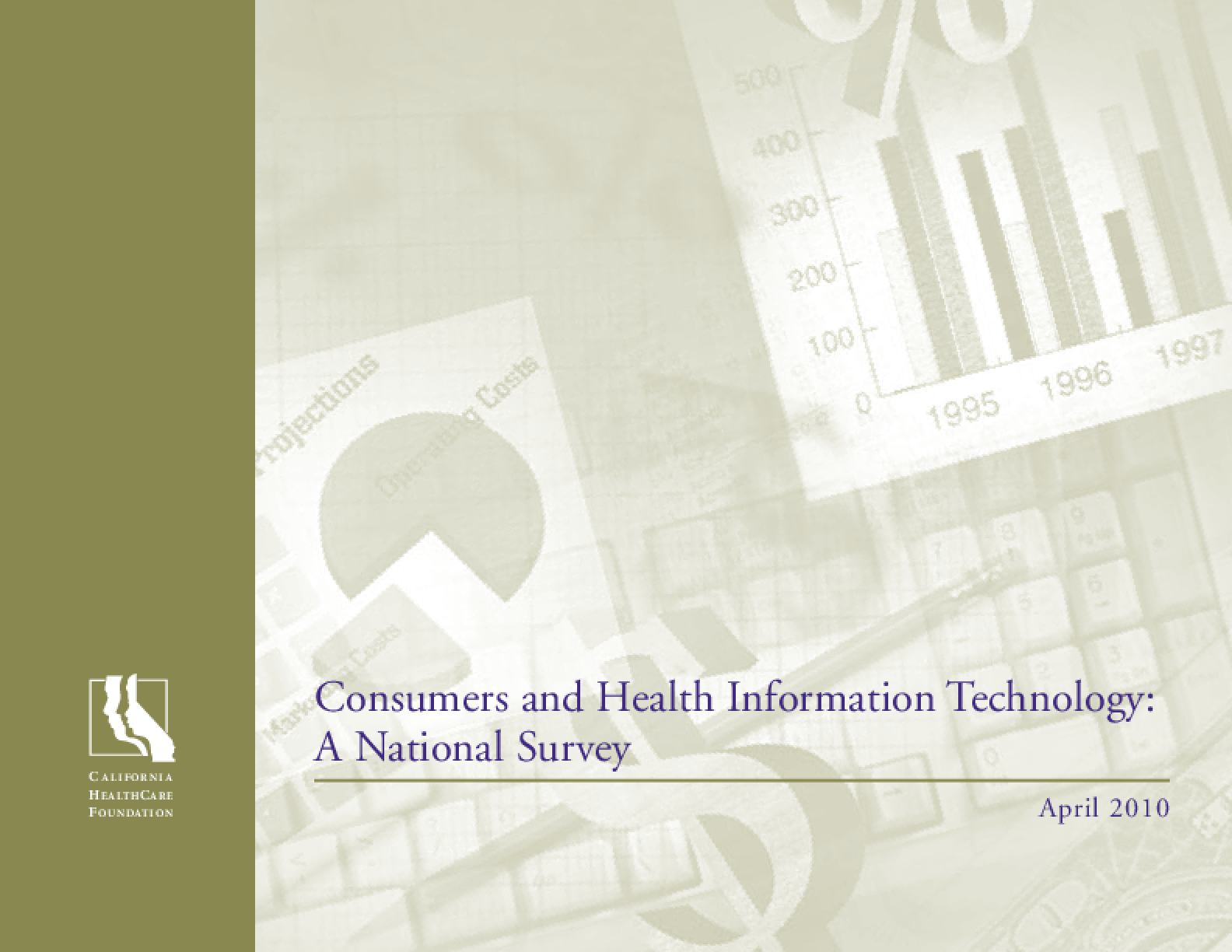 Consumers and Health Information Technology: A National Survey