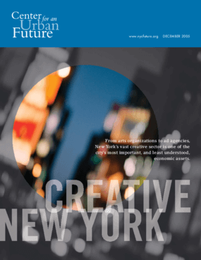 Creative New York 2005