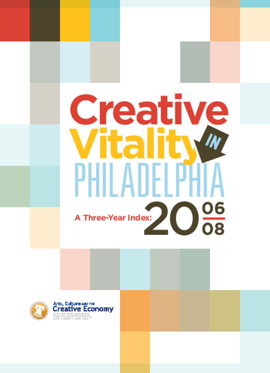 Creative Vitality in Philadelphia