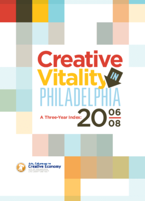 Creative Vitality in Philadelphia