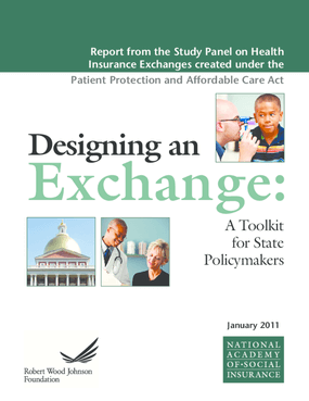 Designing an Exchange: A Toolkit for State Policymakers