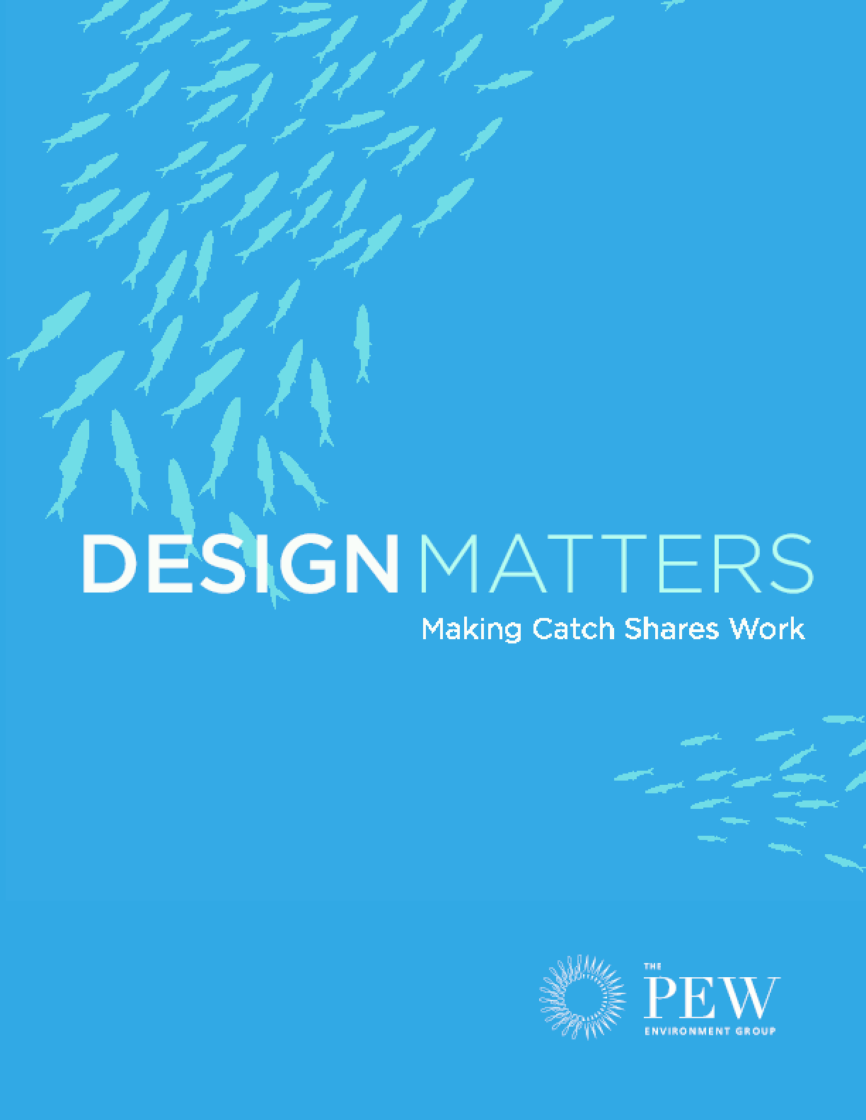 Design Matters: Making Catch Shares Work