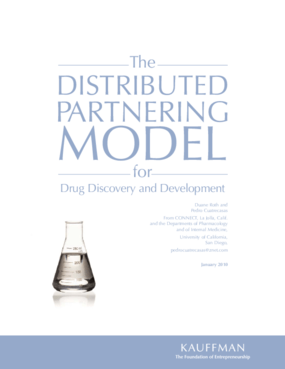 The Distributed Partnering Model for Drug Discovery and Development