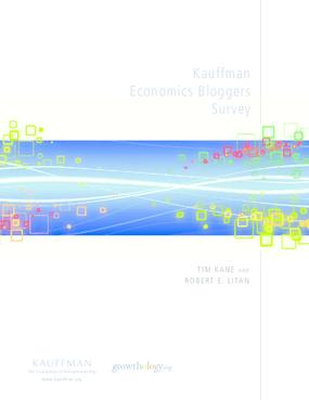 Economic Bloggers Survey