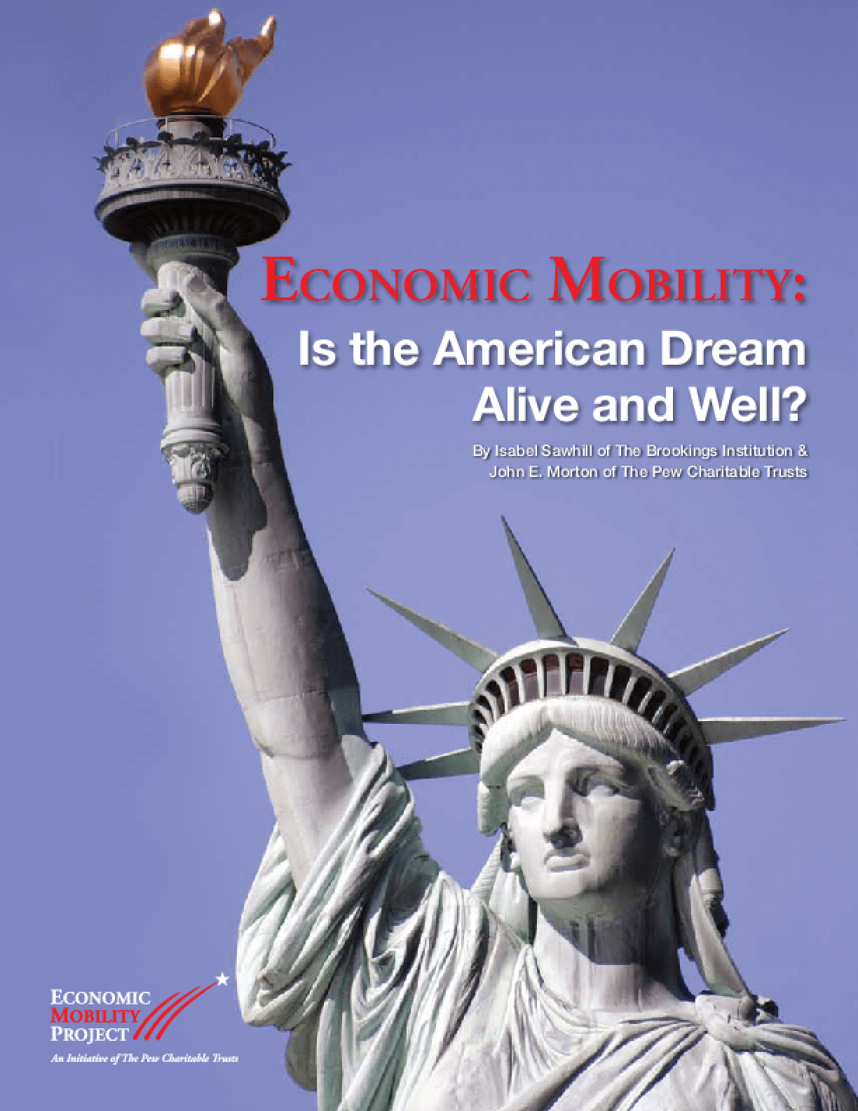 Economic Mobility: Is the American Dream Alive and Well?