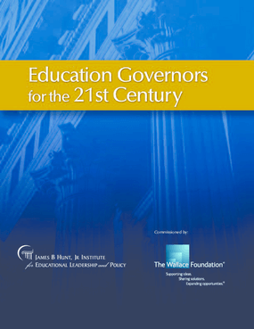 Education Governors for the 21st Century