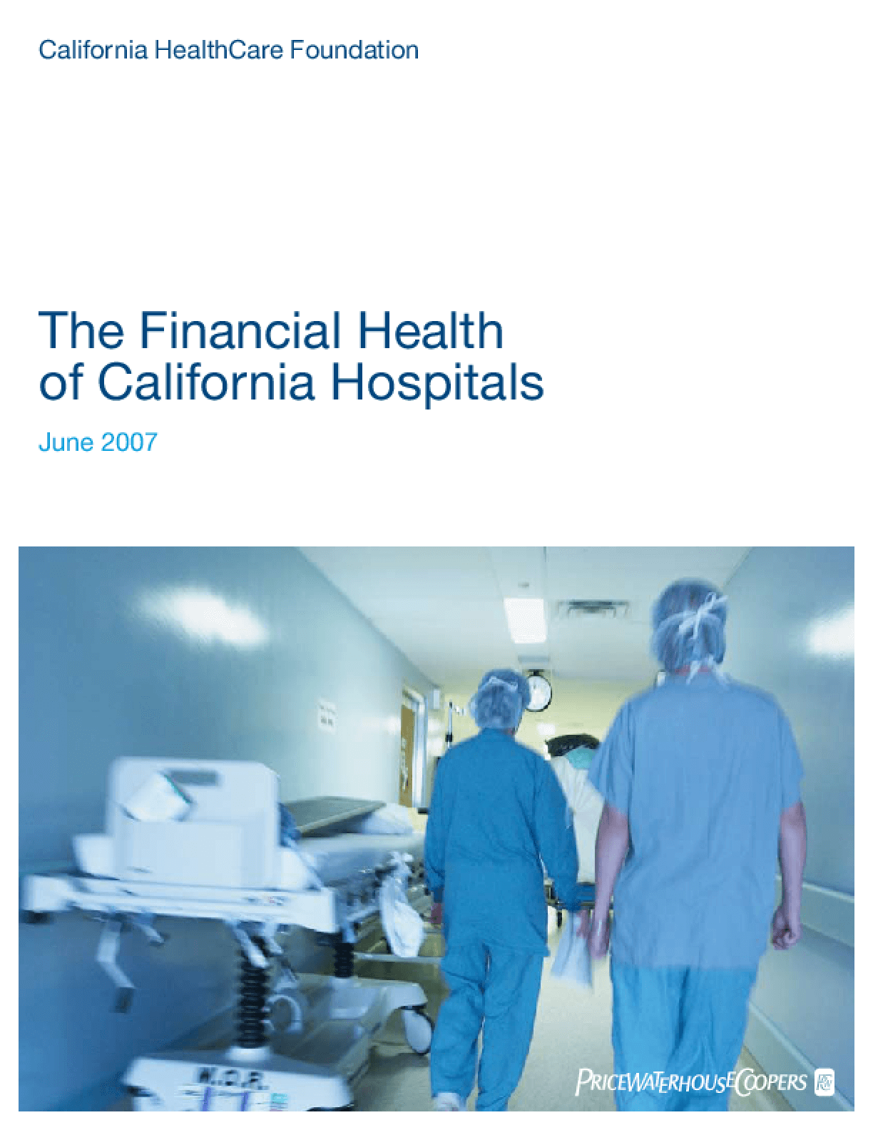 Financial Health of California Hospitals