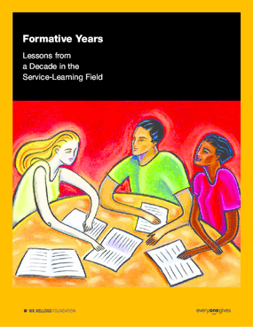 Formative Years: Lessons From a Decade in the Service-Learning Field