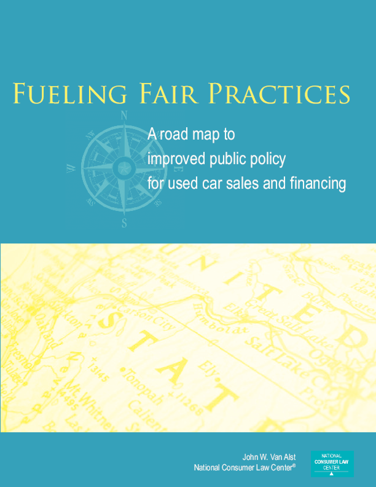 Fueling Fair Practices: A Road Map to Improved Public Policy for Used Car Sales and Financing