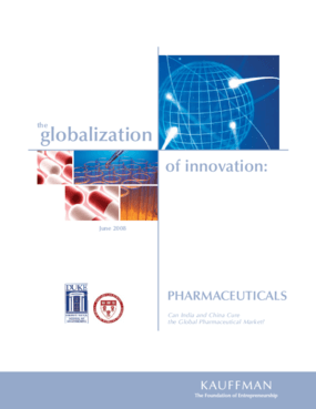 The Globalization of Innovation: Pharmaceuticals