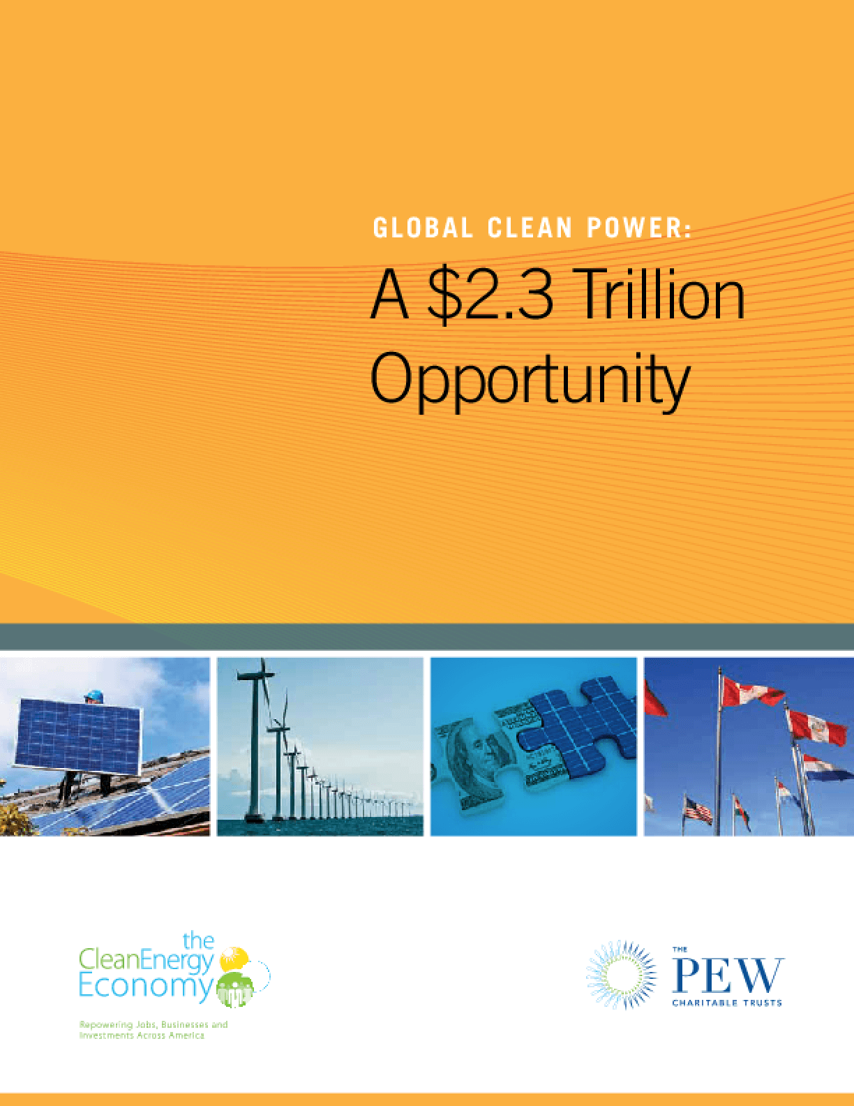 Global Clean Power: A $2.3 Trillion Opportunity