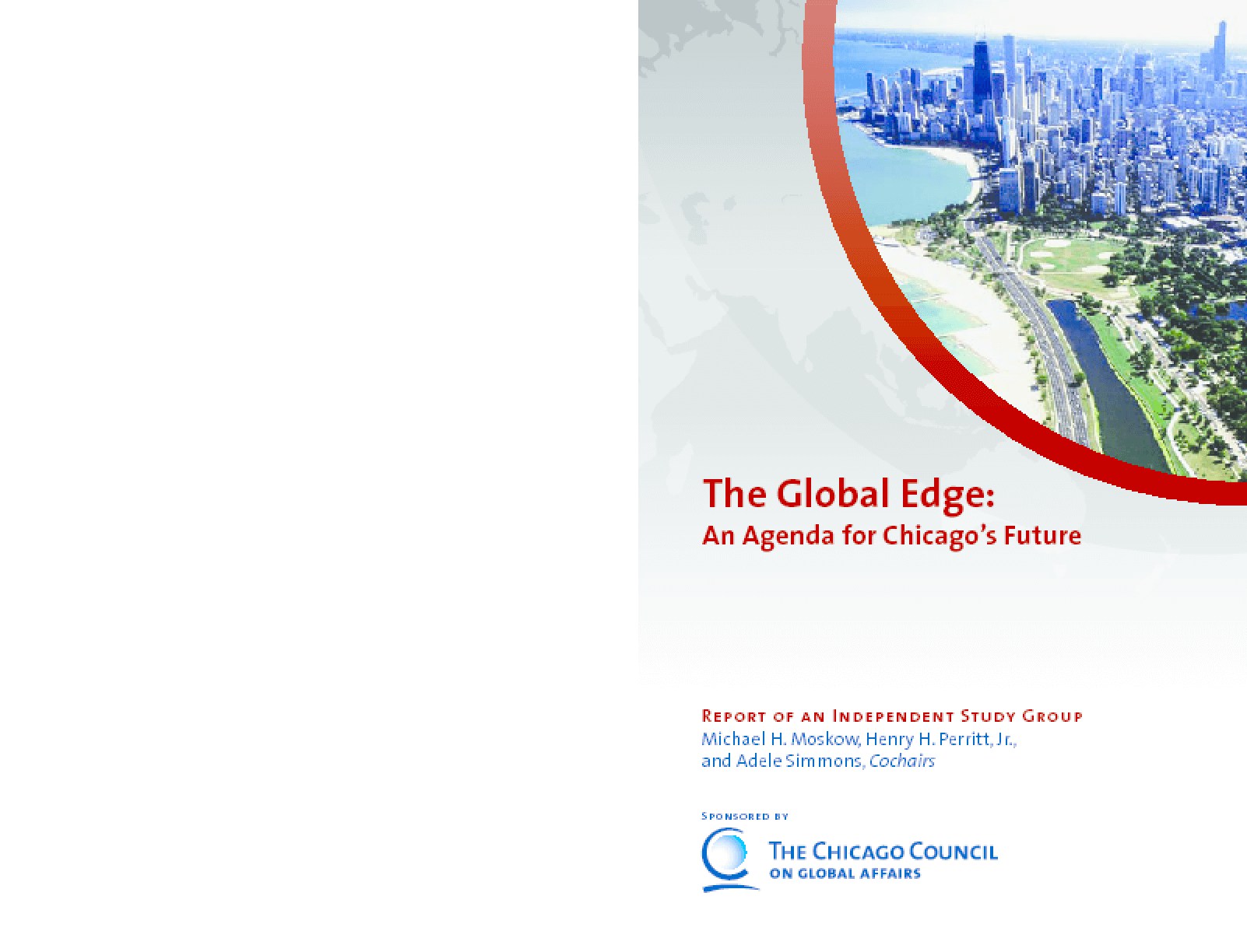 The Global Edge: An Agenda for Chicago's Future