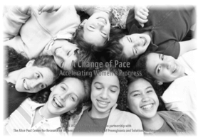 A Change of Pace: Accelerating Women's Progress