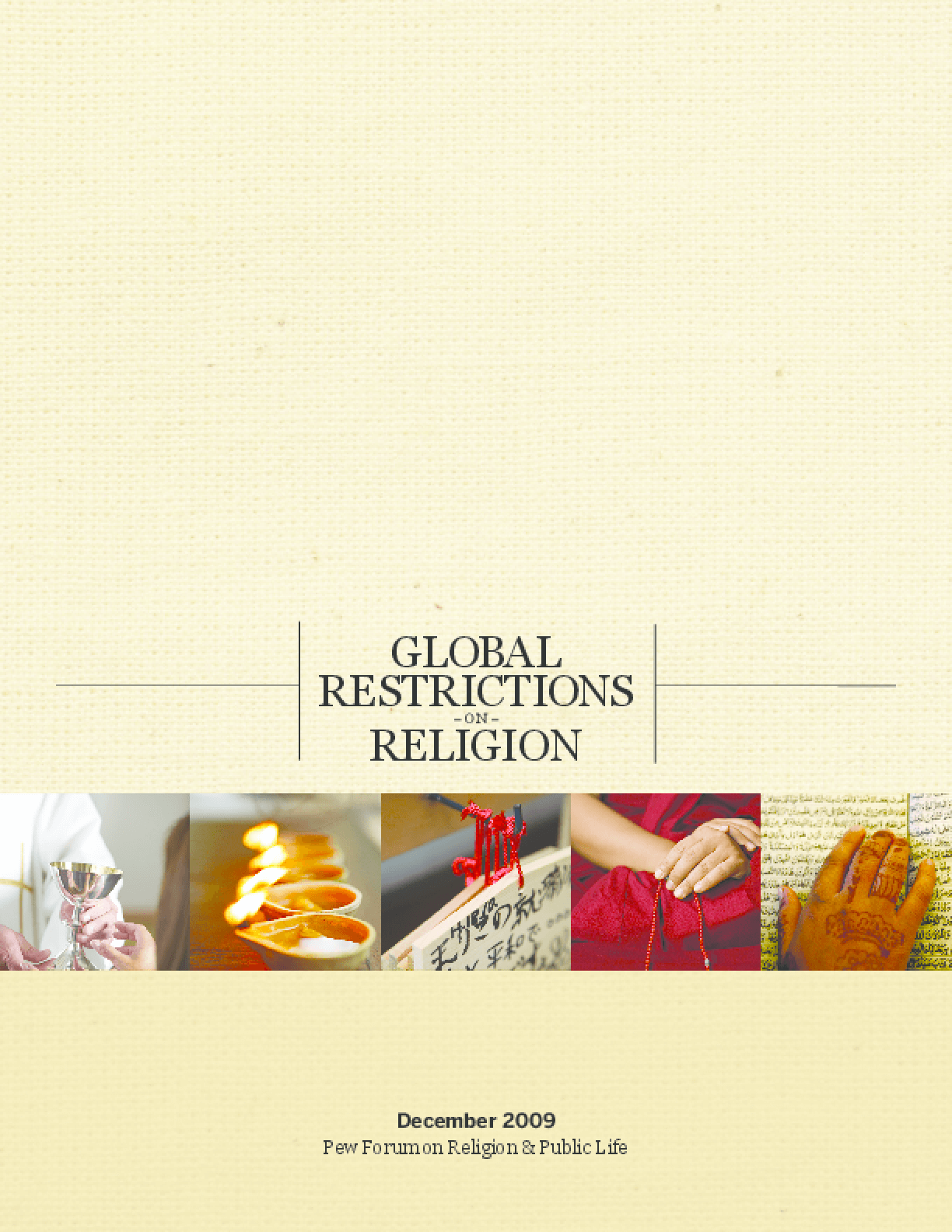 Global Restrictions on Religion