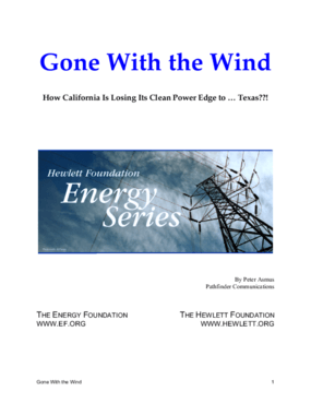 Gone With the Wind: How California Is Losing Its Clean Power Edge to Texas