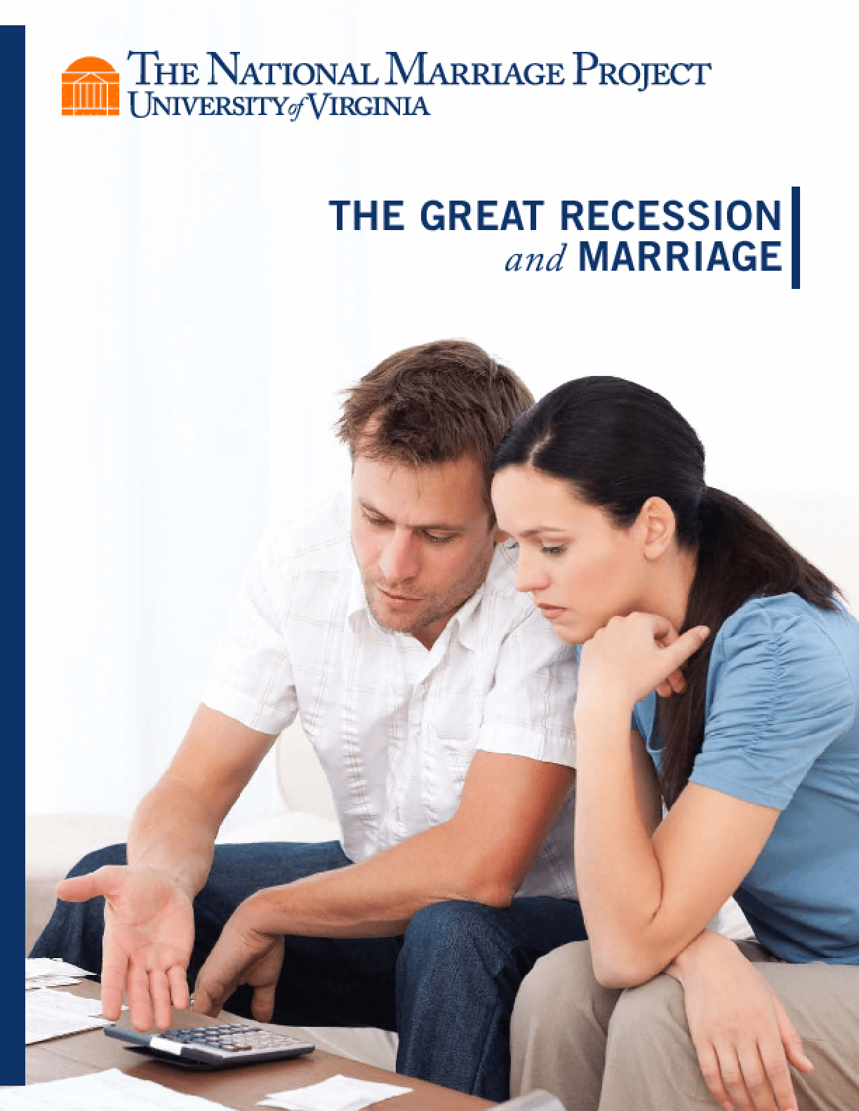 The Great Recession and Marriage