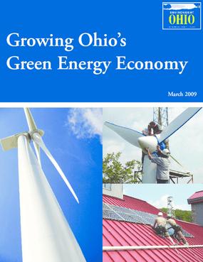 Growing Ohio's Green Energy Economy