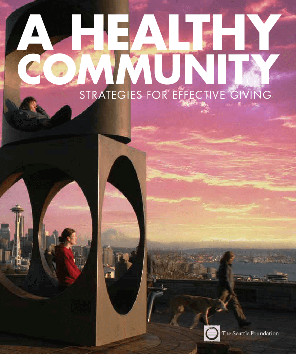A Healthy Community: Strategies for Effective Giving
