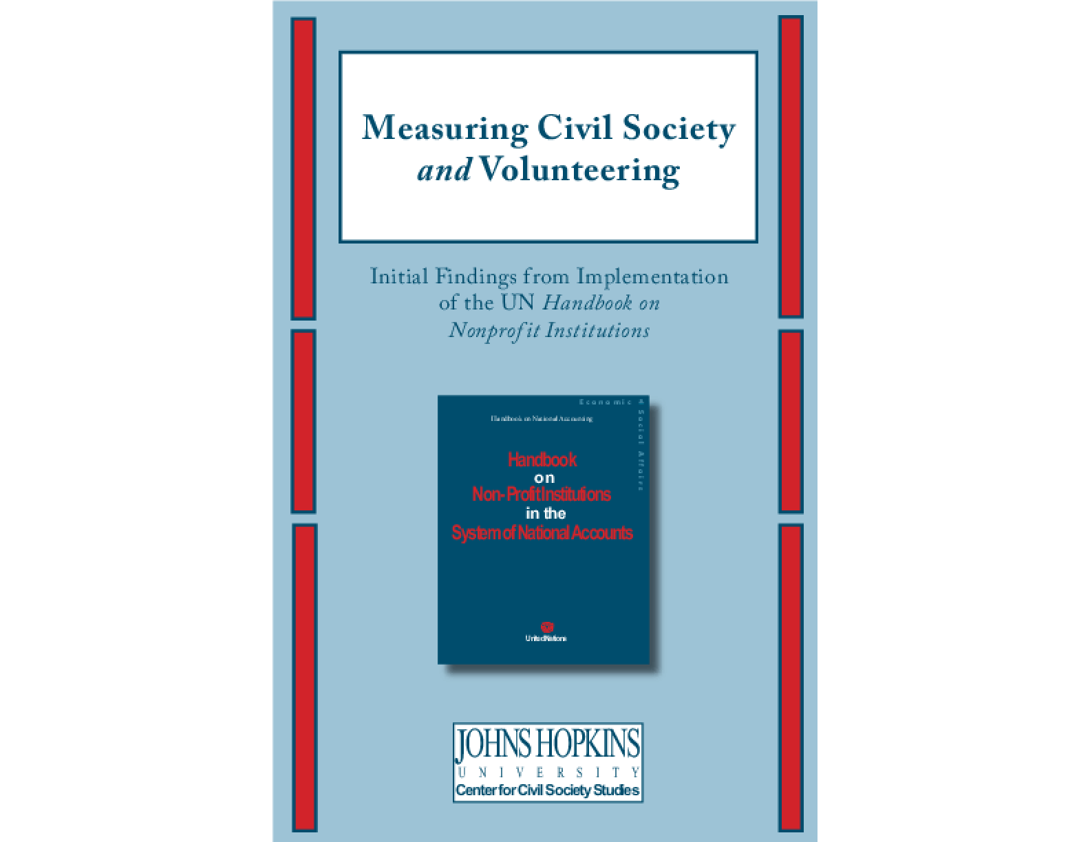 Measuring Civil Society and Volunteering