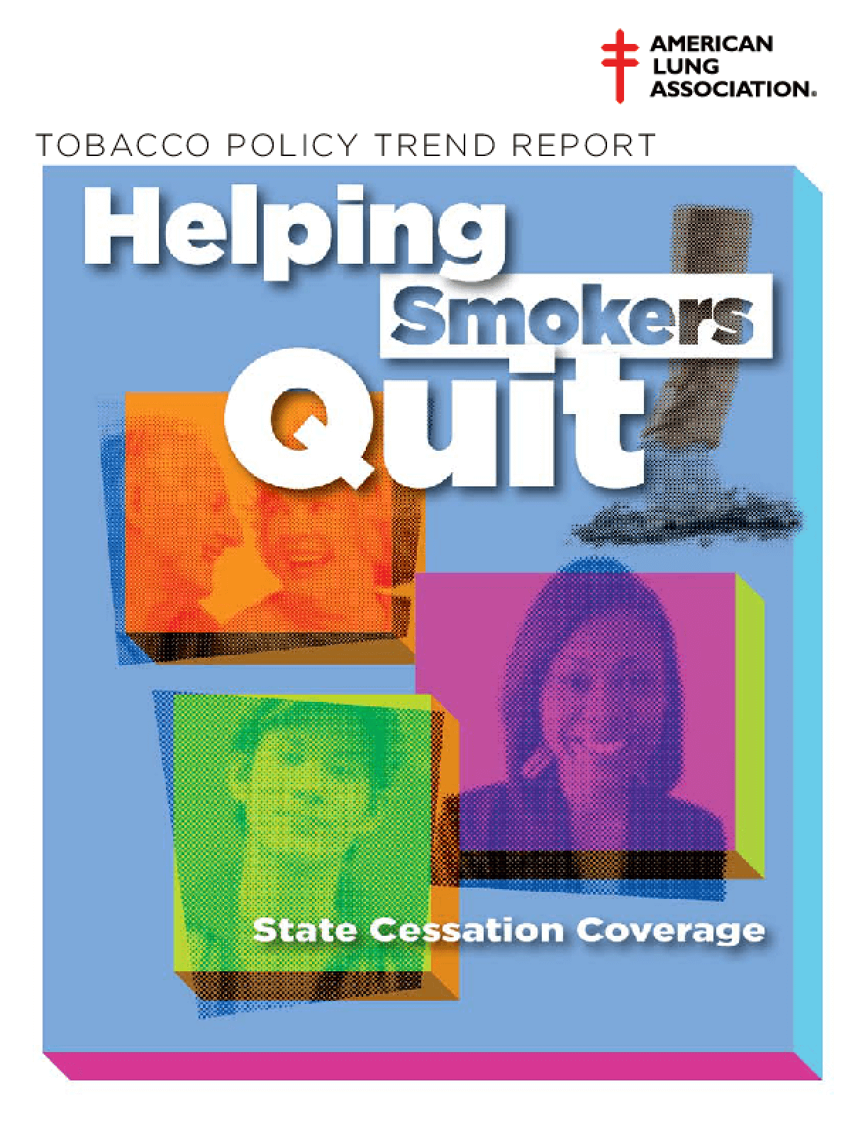 Helping Smokers Quit: State Cessation Coverage