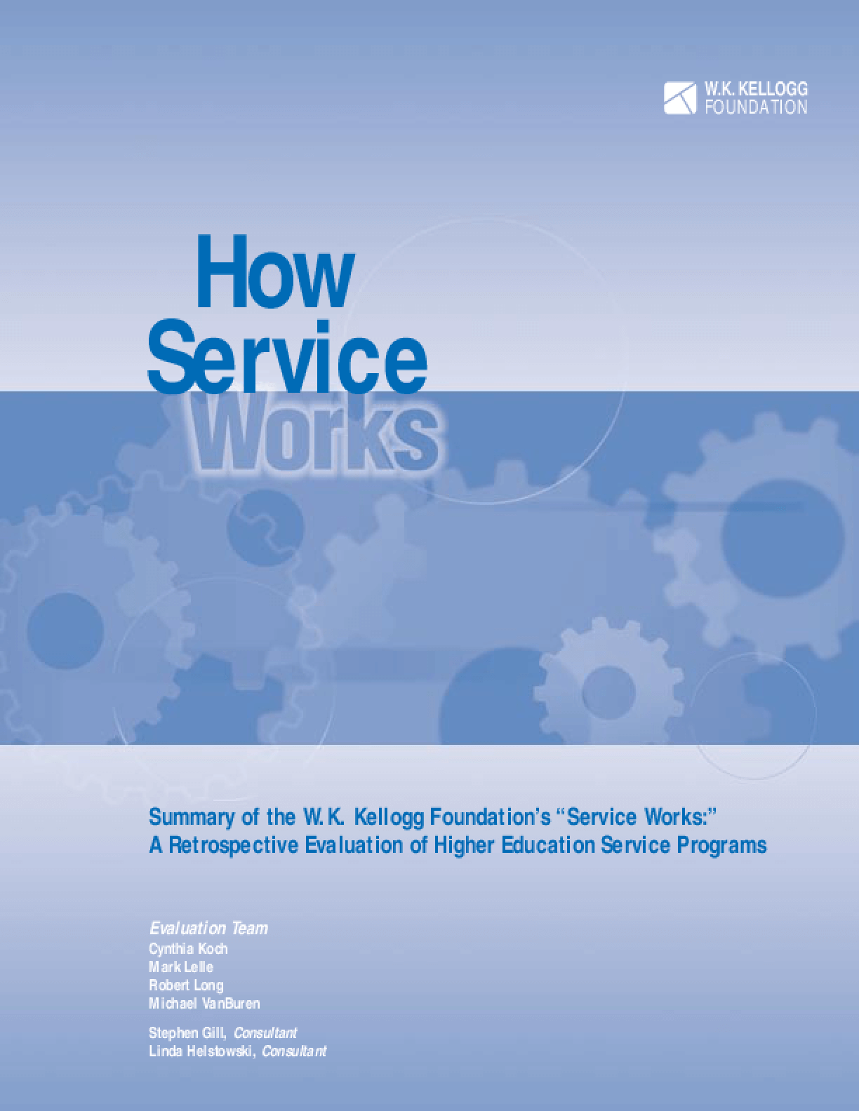 How Service Works