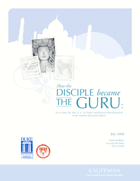 How the Disciple Became the Guru: Is It Time for the U.S. to Learn Workforce Development From Former Disciple India?
