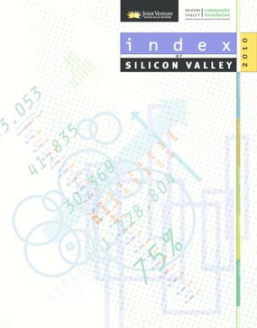 Index of Silicon Valley 2010